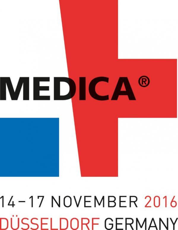 Meet us at Medica 2016!